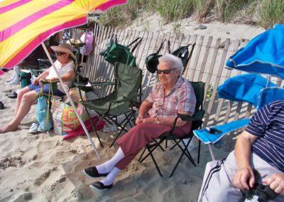 Linn Health Care Center - July 2012 - Day at the Beach!